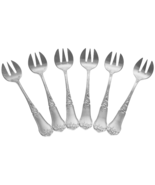 Antique French Saglier Freres Oyster Forks, Set... - $95.00