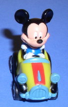 Disney Mickey Mouse race car Hot new miniature cheap - $10.99