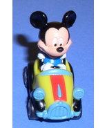 Disney Mickey Mouse race car Hot new miniature cheap - $10.99