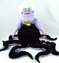 "Disney Store 24"" URSULA Sea Witch Plush The Little Mermaid Evil Octopus ... - $40.00"