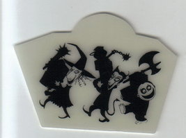 Nightmare Before Christmas LSB Glow in The Dark - $0.99