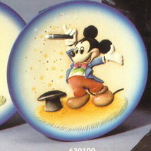 DISNEY Anri Wood Carving Mickey Mouse - $24.99
