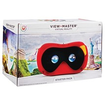 New ✔ View-Master Virtual Reality VR Starter Pack ✔ Google Cardboard - $44.48