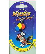 Disney Minnie Mouse holding Balloons Key Chain Cheap - $2.99