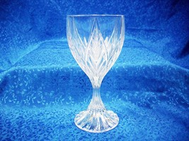 1 Mikasa Park Ridge Crystal Wine Glass - $9.99
