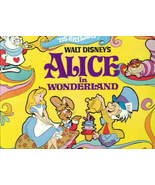 Disney Alice In Wonderland 5 characters WD Productions - $59.99
