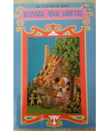 My 3D Book Series Hansel and Gretel 3D Rare Vin... - $39.99