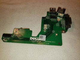 Dell Latitude E5420 USB LAN VGA Port Board 63N3K 063N3K - $4.25