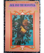My 3D Book Series Jack And The Beanstalk 3D Rare Vintage 1970's By Froeb... - $34.99