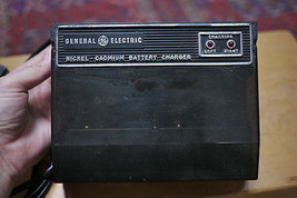 Vintage GE General Electric NiCd Nickel Cadmium Battery Charger BC1, AA ... - $29.99