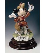 DISNEY Capodimonte MICKEY MOUSE 1947 Limited Edition - $220.00