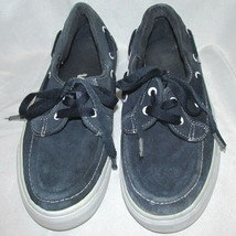 Boys Tony Hawk Boat Deck Athletic Shoes Navy Bl... - $11.00