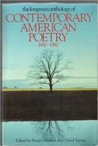 the longman anthology of Contemporary American Poetry 1950 to 1980 - $0.00
