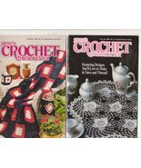 Lot of Six Annie's Digest Magazines Hooked on C... - $12.99
