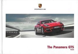 2012/2013 Porsche PANAMERA GTS hardcover sales brochure catalog BOOK US 12 - $20.00