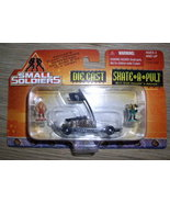 Small Soldiers Die Cast Skate A Pult Mint On Car - $19.34