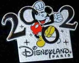 Disneyland Paris Mickey Mouse dated 1933 pin/pins - $18.39