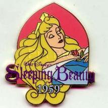 Disney Sleeping Beauty Aurora dated 1959 pin/pins - $19.34