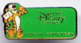 Disney Guest Courtesy Tigger Cast Pin/Pins - $49.99
