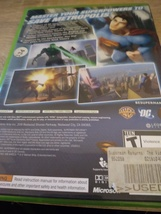 MicroSoft XBox 360 Superman Returns image 2