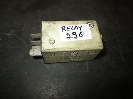 Bmw Brake Relay #0332512010 Relay 290 *See Item Description* - $6.93