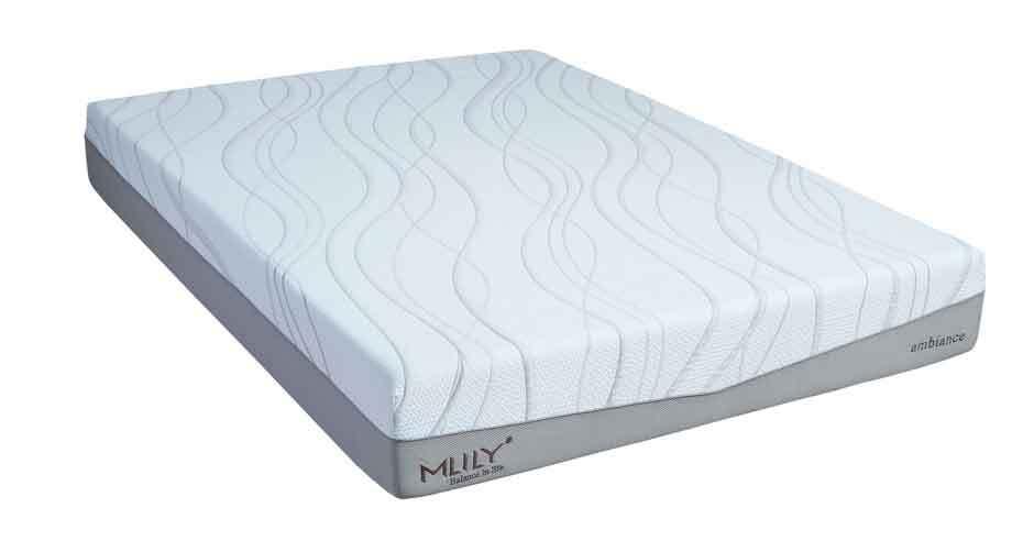 MLILY Memory Foam Mattress - Ambiance - King