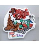 Disney Goofy Engineer Frontier Land Euro Disney Magnet - $14.99
