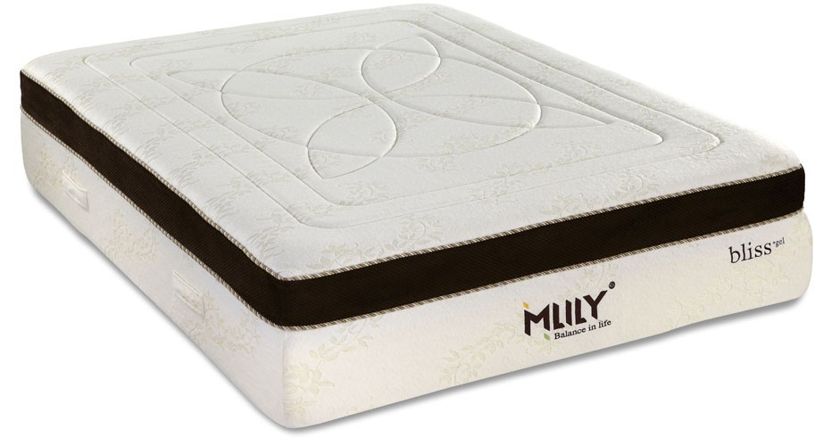MLILY Memory Foam Mattress - Bliss - Queen
