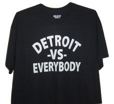 "Free Shipping Detroit funny t/shirt   ""Detroit -VS- Everybody- ""   Emine... - $15.99+"