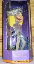 Disney Pumpking Jack Halloween Town Doll Ship World - $95.00