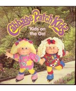 Cabbage Patch Kids , Kids on the Go Book 1997 B... - $14.99