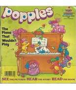Popples The Piano That Wouldn't Play 1986 Vinta... - $14.99