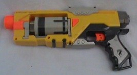 Nerf N-Strike Spectre Rev-5 Yellow Dart Gun Blaster Tested and Working - $12.16
