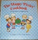 Primary image for The Happy Pixies Cookbook Kitchen Fun For Little Cooks Hallmark Vintage Children