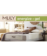 MLILY Memory Foam Mattress - Energize - Queen - $727.98
