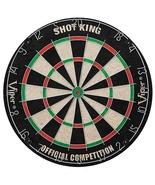 Shot King Sisal Dartboard Set - $46.50