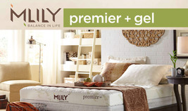 MLILY Memory Foam Mattress - Premier - Queen - $475.98