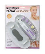 Finelife Facial Massager; Cleaning, Stimulating, Foaming, Acupressure, &... - $12.99