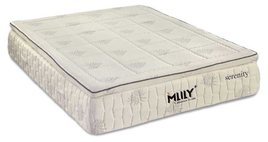 MLILY Memory Foam Mattress - Serenity - Queen