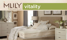 MLILY Memory Foam Mattress - Vitality - California King - $979.98