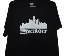 "[Free Shipping Detroit funny t/shirt  "" Detroit skylinre""  very hot & po... - $15.99+"