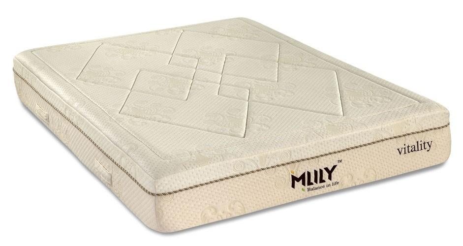 MLILY Memory Foam Mattress - Vitality - Twin XL