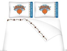 Microfiber Sheet Set - NBA NEW YORK KNICKS - TWIN FULL QUEEN KING - $70.53+