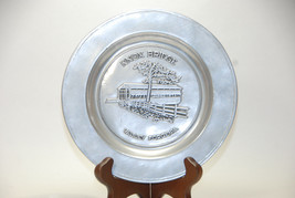 Knox Bridge Valley Forge, Pa Pewter Plate RWP W... - $11.88