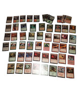 Magic the Gathering MTG Red / Green Dragon (60) Card Deck - $29.88