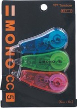 KPA-324 Tombow Pencil correction tape MONO CC5C KPA-324 3 pieces - $10.31