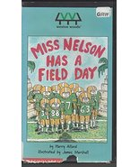 Miss Nelson Has a Field Day (VHS Tape) - $13.50