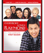 Everybody Loves Raymond (The Complete First Season) DVD Set - $15.00