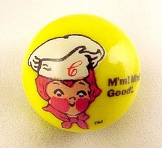 78361a campbell soup kid logo marble yellow glass mm mm good thumb200