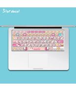 Vinyl macbook stickers Keyboard Sticker macbook... - $12.99
